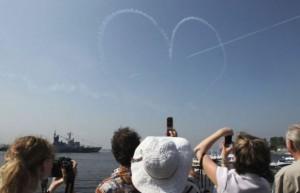 Srdce na obloze
