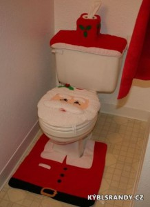 Záchod Santa Claus