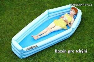 Bazén pro tchýni