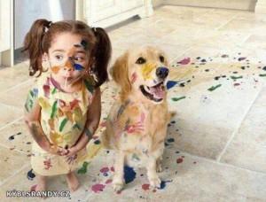 Malovali jsme