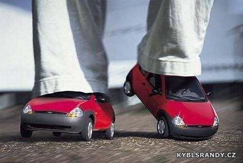 Autové boty