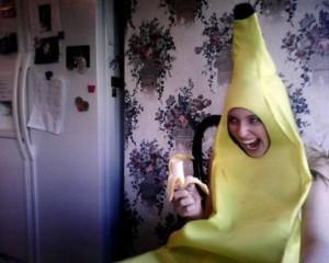 Banán si dá banána