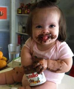 Dobrá Nutella!