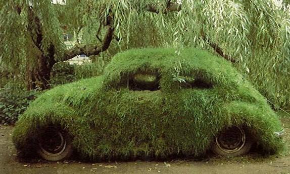 Ekologický automobil