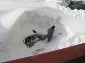 Fakt hodně sněhu