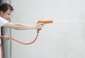 Já tě zastřelím!