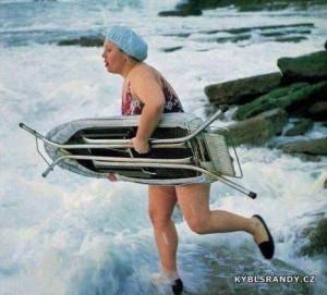 Jde surfovat, nebo žehlit vlny?