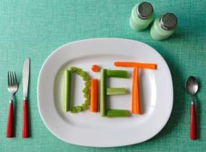 Je tady dieta
