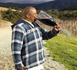 Jednu sklenku vína denně