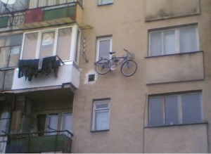 Tady to kolo nikdo neukradne