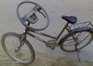 Kolo s volantem