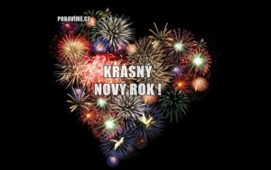 Krásný Nový rok!