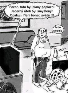 Kreslené vtipy, srandy kopec