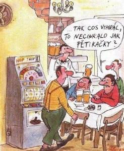 Kreslené vtipy na Kýblsrandy.cz