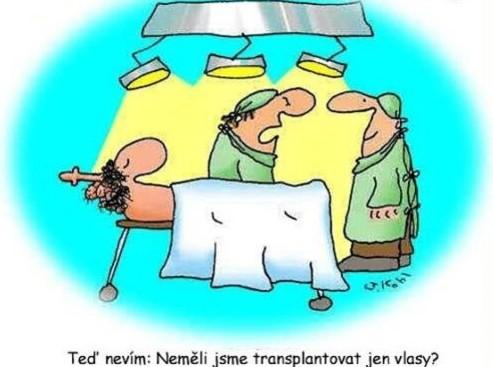 Srandičky - kreslené vtipy