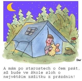Nejlepší kreslené vtipy pro vás zdarma…