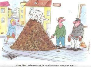 Kreslené vtipy Urban