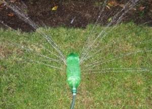 Laciný rozstřikovač vody