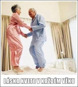 Láska kvete v každém věku