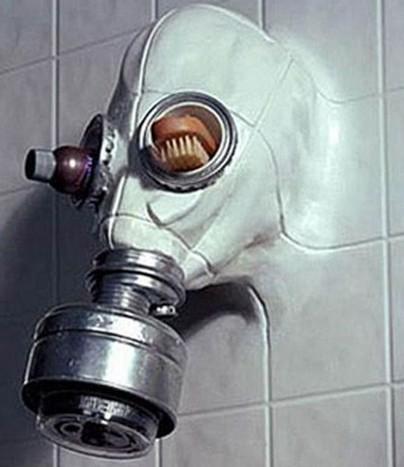 Maska nebo sprcha?