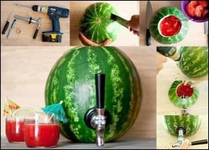 Vypijeme meloun