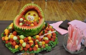 Mimčo v melounu