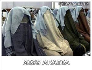 Miss arabia