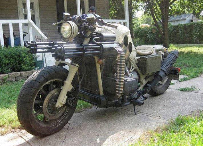 Motorka s rotačákem