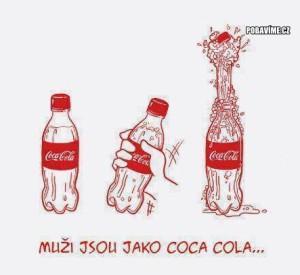Muži jsou jako Coca-Cola