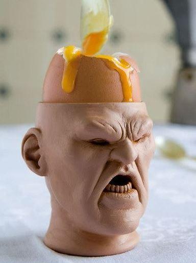 Nejez mi mozek!