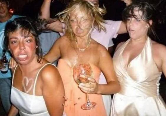 Neuvěřitelná pařba žen