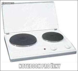 Notebook pro ženy