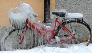 Neskutečně omrzlé kolo