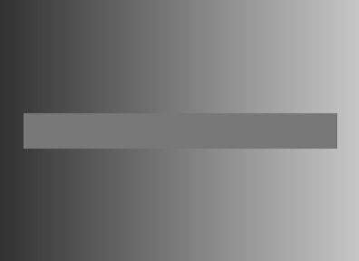 Skutečně dvojbarevná čára?