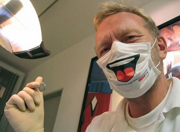 Zábavný pan zubař