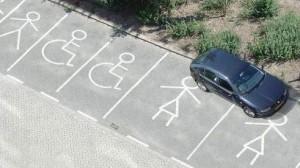 Parkovací místa pro ženy