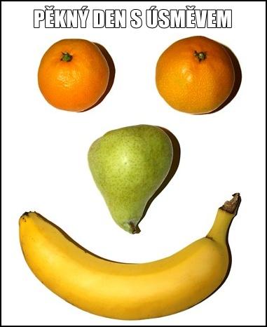 Pěkný den s úsměvem