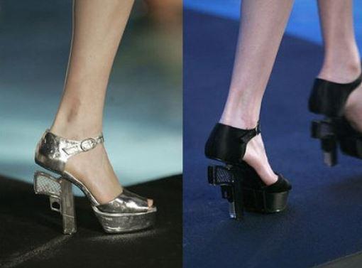 Pistolové boty