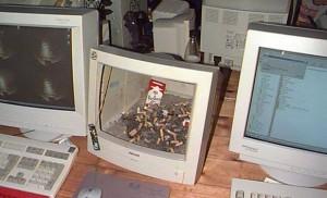 Počítačový popelník