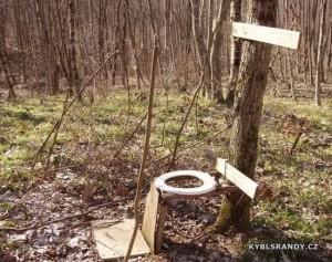 Přírodní  WC