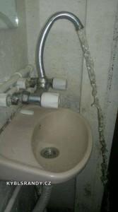 Problém s vodou