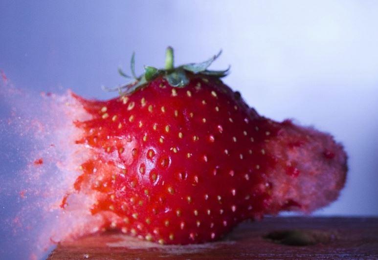 Prostřelená jahoda