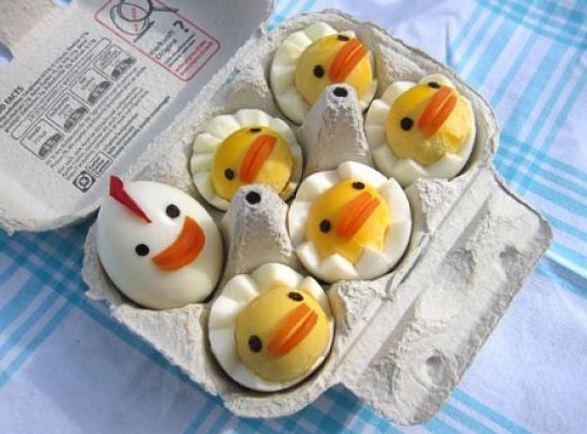 Půvabná vajíčka