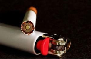 Sebevražedná cigareta