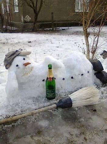 Sněhuláčí pohoda