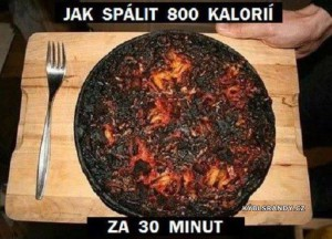 Jak spálit 800 kalorií za 30 minut