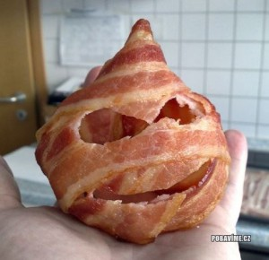 Strašidelná slanina