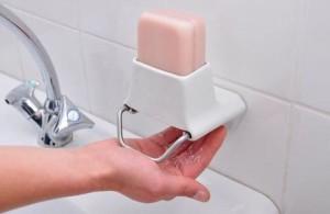 Strouhač mýdla