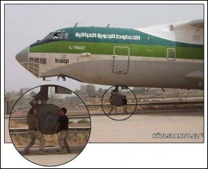 To letadlo zvedneme!