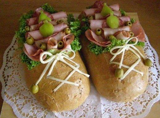 Tyto boty bych s chutí snědl